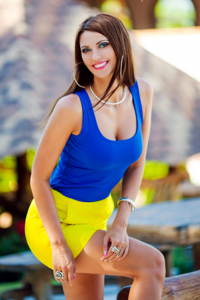 Yuliya 33 years old Ukraine Cherkassy, Russian bride profile, russianbridesint.com