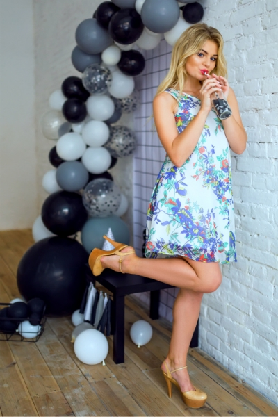 Aleksandra 22 years old Ukraine Dnepropetrovsk, Russian bride profile, russianbridesint.com