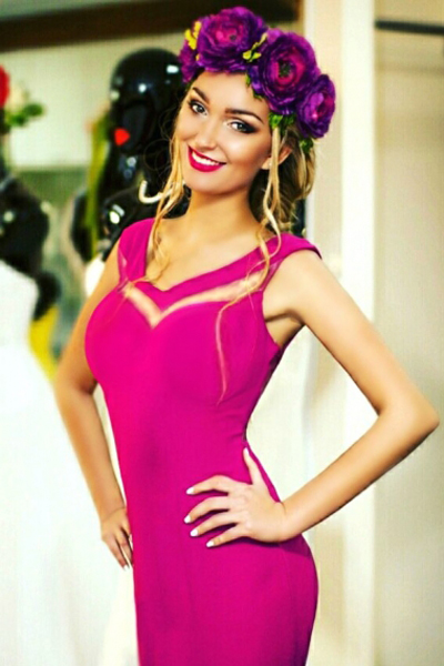 Anna 25 years old Ukraine Mariupol, Russian bride profile, russianbridesint.com